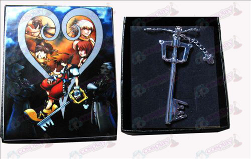 Kingdom Hearts Accesorios Collar B