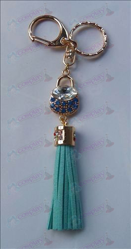 Fruits Basket Accesorios Blue Diamond Llavero