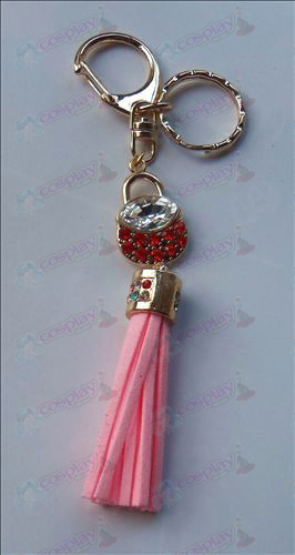 Fruits Basket Accesorios Red Diamond Llavero