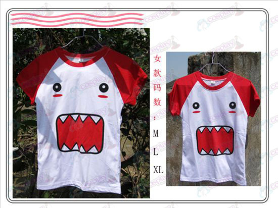 Domo Accesorios Red T-shirt