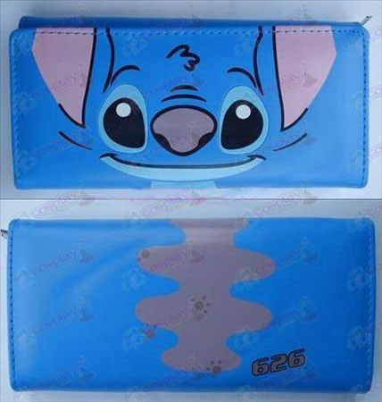Lilo & Stitch Accesorios color de larga cartera (una sección)