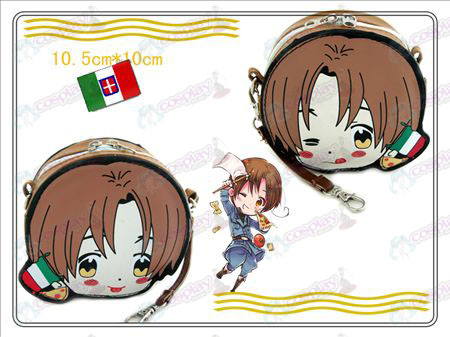 Axis Powers Purse Accesorios-Italian