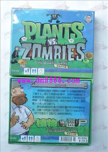 Plants vs Zombies Accesorios Card Game