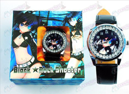 Rock shooter Accesorios Relojes Falta de diamantes