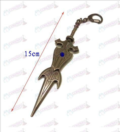 League of Legends Accesorios cuchillo de hebilla 10 (pistola de color)
