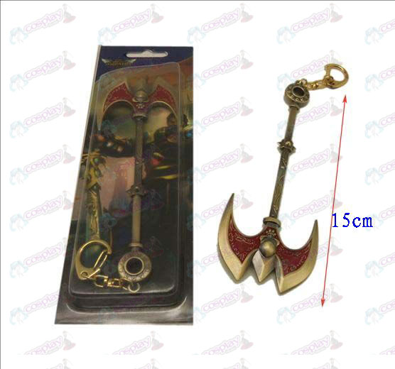 League of Legends Accesorios cuchillo hebilla 9 (de cobre)