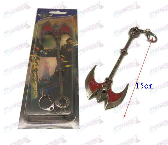 League of Legends Accesorios cuchillo hebilla 9 (color gun)