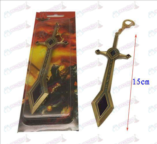 League of Legends Accesorios cuchillo hebilla 6 (Bronce)