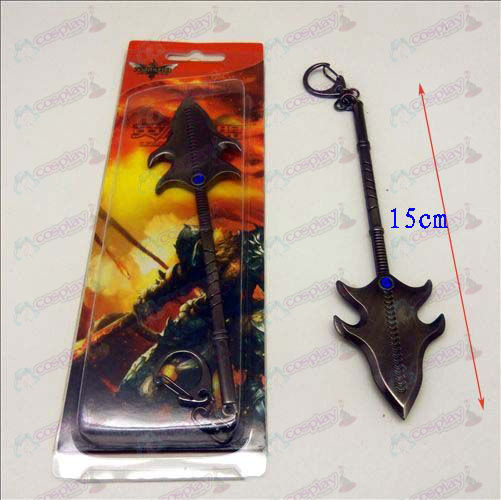 League of Legends Accesorios cuchillo hebilla 3 (color gun)