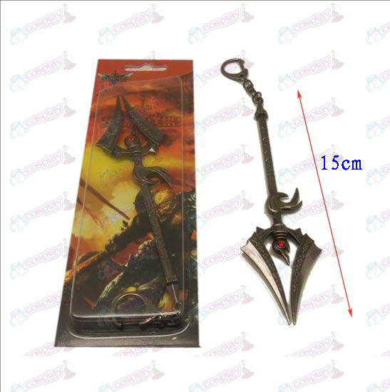 League of Legends Accesorios cuchillo hebilla 2 (color gun)