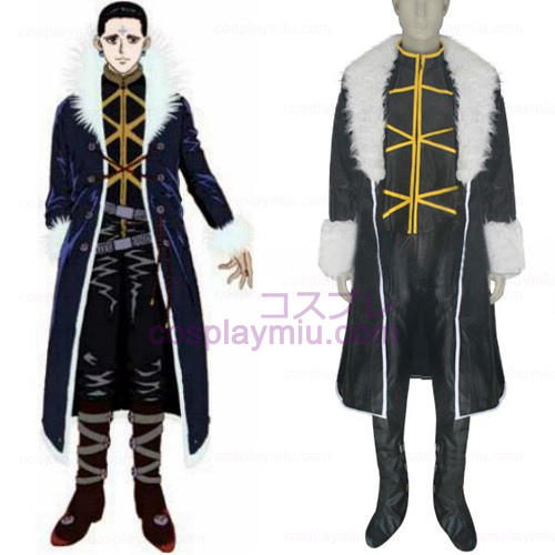 Hunter X Hunter Kuroro Lucifer Trajes Cosplay