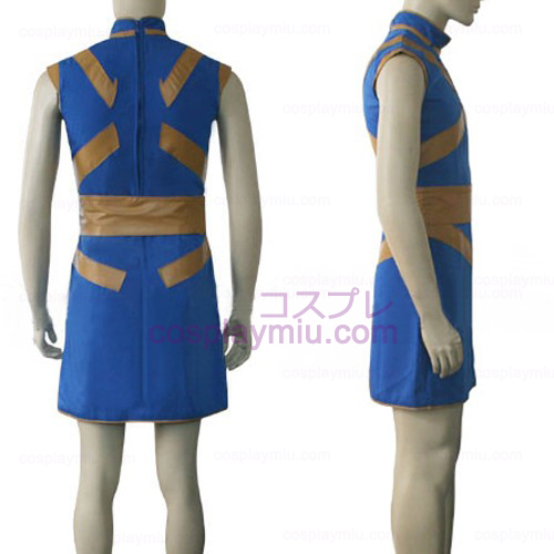 Hunter X Hunter Kurapica Fighting Trajes Cosplay