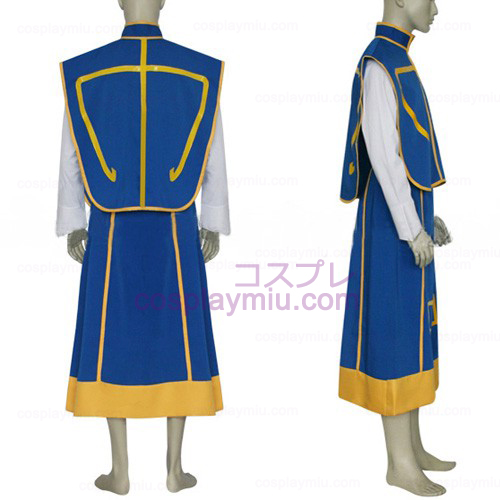 Hunter X Hunter Kurapica Trajes Cosplay
