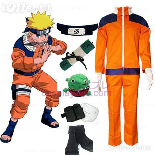 Naruto Shippuden Uzumaki Naruto Trajes Cosplay Naruto Shippuden