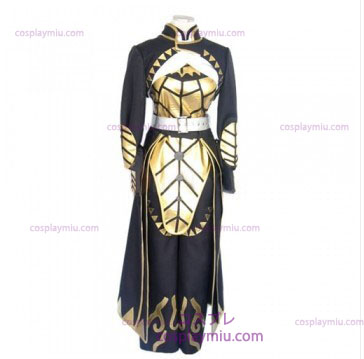 Suikoden The Queen Knight Trajes Cosplay