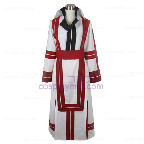 Suikoden II Trajes Cosplay Uniform