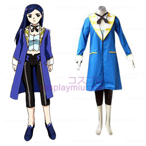 My-Otome Trajes Cosplay