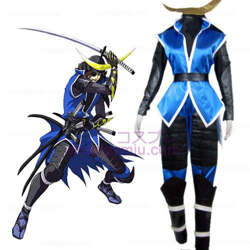 Devil Kings Date Masamune Trajes Cosplay