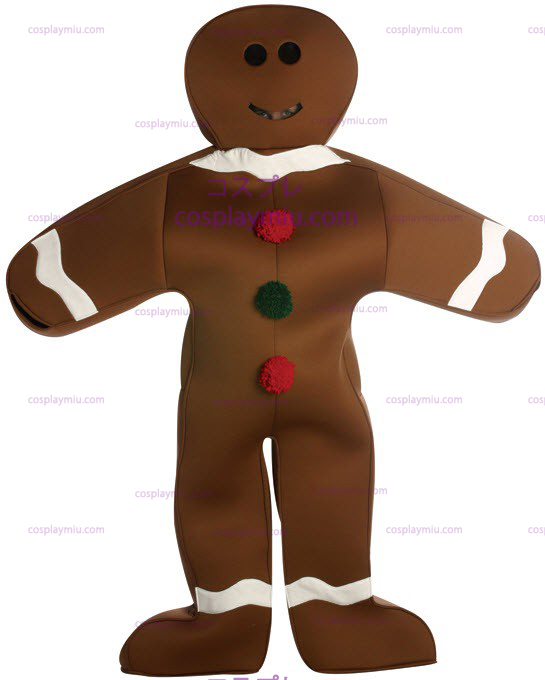 Gingerbread Man Disfraces