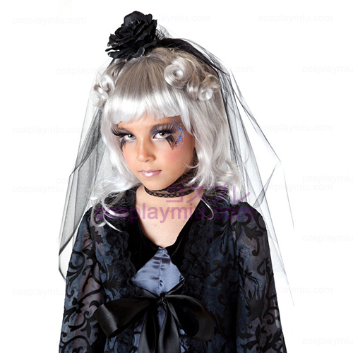 Midnight Bride Child Disfraces
