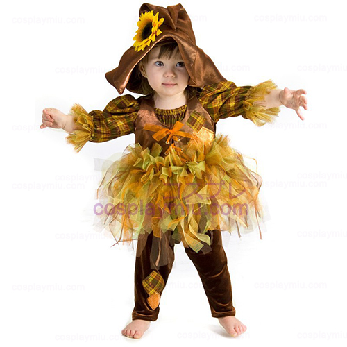 Scout the Scarecrow Infant / Toddler Disfraces