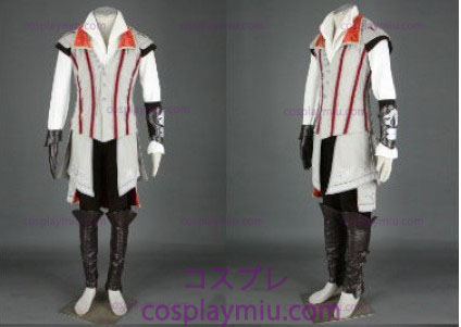 Assassin's Creed II Ezio Cosplay White Edition - Deluxe