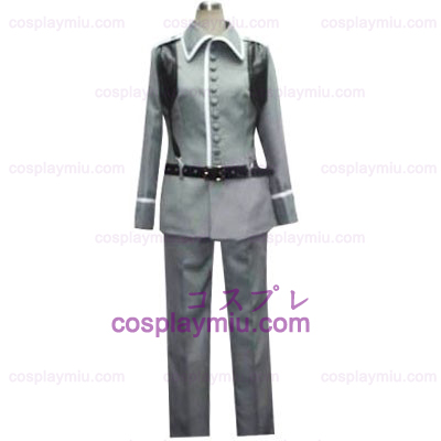 Axis Powers Germany Trajes Cosplay