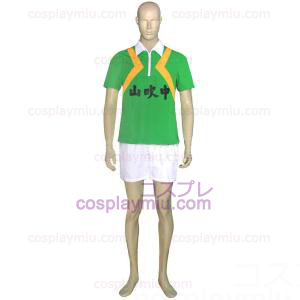 The Prince of Tennis Yamabuki Summer Trajes Cosplay
