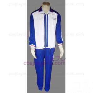 The Prince of Tennis Seikagu Winter Uniform Trajes Cosplay
