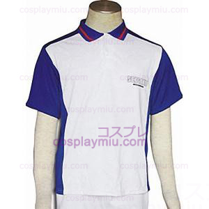 The Prince Of Tennis Seishun Academy Summer T-shirt Trajes Cosplay