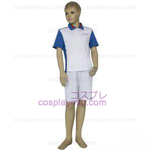 The Prince Of Tennis Seigaku Kids Summer Trajes Cosplay