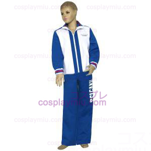 The Prince Of Tennis Seigaku Kids Winter Trajes Cosplay