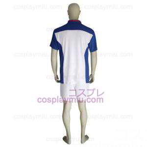 The Prince Of Tennis Seigaku Summer Trajes Cosplay