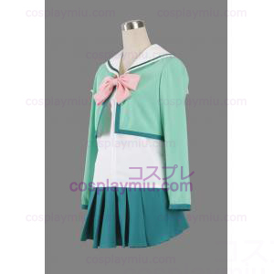 The Prince of Tennis Seikagu Mujer Winter Uniform Trajes Cosplay