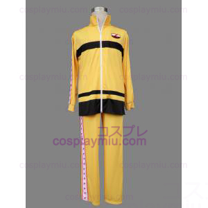 The Prince of Tennis Rikkai Daigaku Fuzoku Chuu Winter Uniform Trajes Cosplay