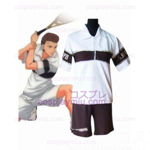 The Prince Of Tennis St. Rudolph Middle School Summer Uniform Trajes Cosplay