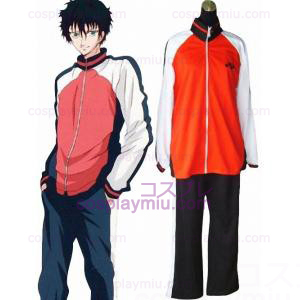 The Prince Of Tennis Selections Team Winter Uniform Trajes Cosplay