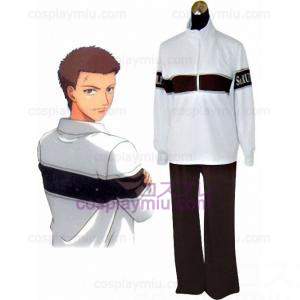 The Prince Of Tennis St. Rudolph Middle School Winter Uniform Trajes Cosplay