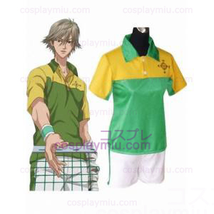 The Prince Of Tennis Shitenhoji Middle School Summer Uniform Trajes Cosplay
