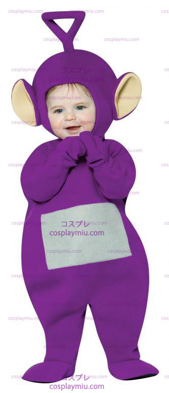 Teletubbies Tinky Winky Infant Disfraces