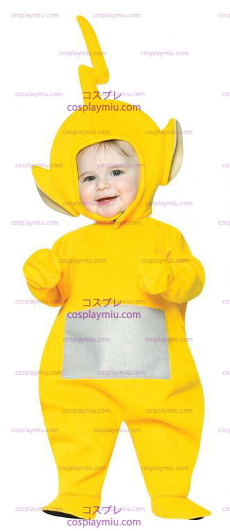 Teletubbies Laa-Laa Infant Disfraces