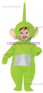 Teletubbies Dipsy Toddler Disfraces