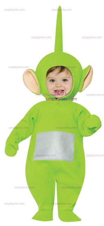 Teletubbies Dipsy Infant Disfraces