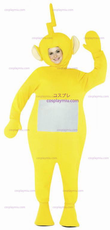 Teletubbies Laalaa Adult Disfraces