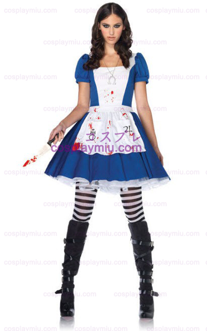 American Mcgees Alice in Wonderland Adult Disfraces