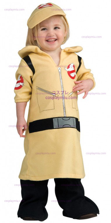 Infant/Toddler Ghostbusters Disfraces