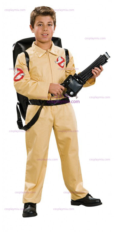 Ghost busters Child Disfraces