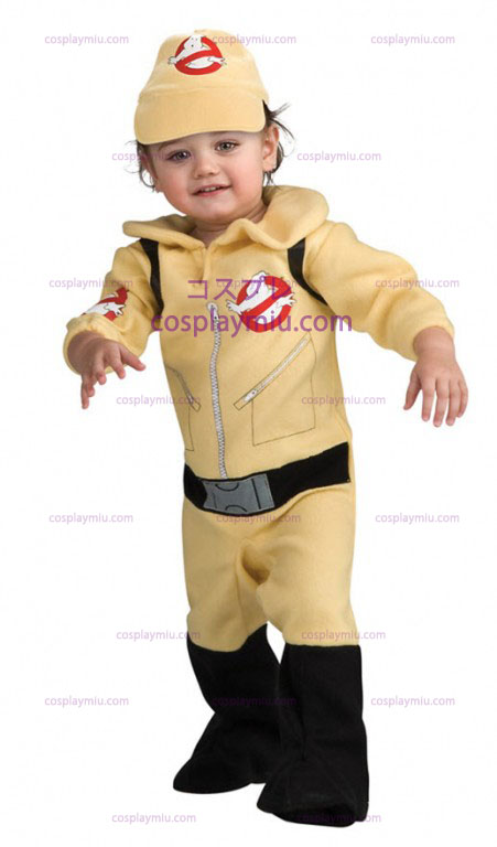 Boys Ghostbuster Infant/Toddler Disfraces