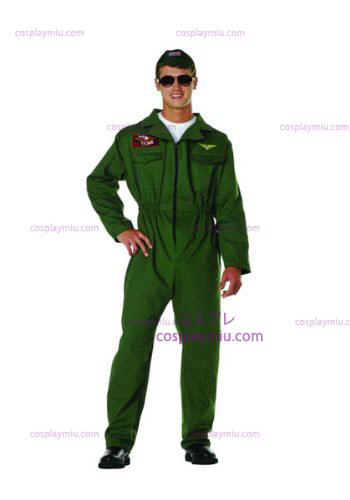 Top Gun Plus Size Disfraces