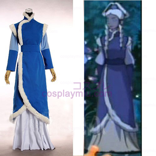 Avatar The Last Airbender Trajes Cosplay